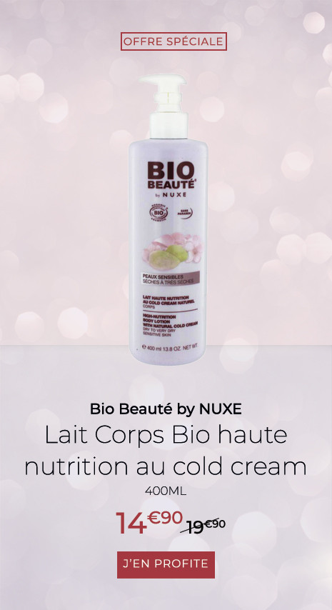 Bio By Nuxe - Lait corps cold cream 400 ml